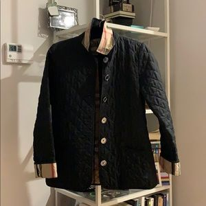 Burberry Quilted Jacket, XS